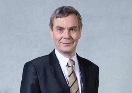 ARCONDIS CEO Erwin Küng