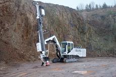 Seine hohe Produktivität im Steinbruch zeichnet den robusten HD 900 Termite von BBURG aus. Die verdankt er nicht zuletzt auch den zuverlässigen Hydraulikleitungen von ContiTech. Foto: ContiTech