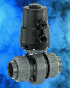Butterfly valve GEMÜ 410