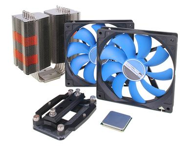 AMD Phenom II X6 1090T BE 'Blue Copper Edition'