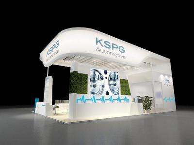 KSPG 于上海汽车展