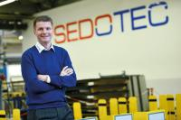 """SEDOTEC Geschäftsführer Dirk Seiler macht Mut:. """"Natürlich gab es anfänglich Widerstände, aber unsere regelmäßigen erfolgreichen Innovationen haben überzeugt, dass in der Ruhe auch die Kraft liegt."""""""