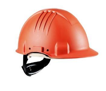 3M Hitzeschutzhelm G3501 orange: Eine vergrößerte Farbauswahl und verschiedene Visiere ermöglichen den Hitzeschutzhelm vielseitig einzusetzen