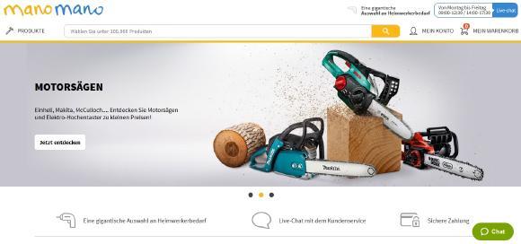 ManoMano.de - das DIY online Angebot