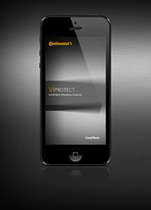 Vibration analysis made easy: The new app ViProtect can be used for on-site measurements. It even provides users with recommendations for bearing items (Photo: ContiTech)