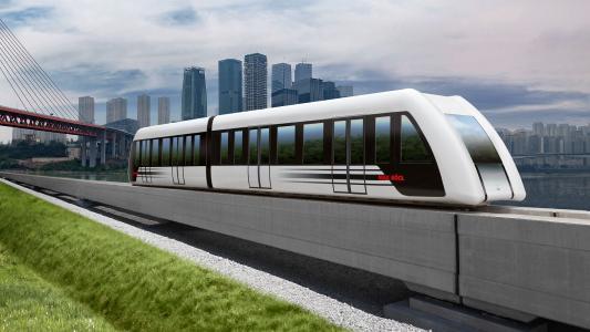 TSB Transport System Bögl Bildnachweis / Firmengruppe Max Bögl