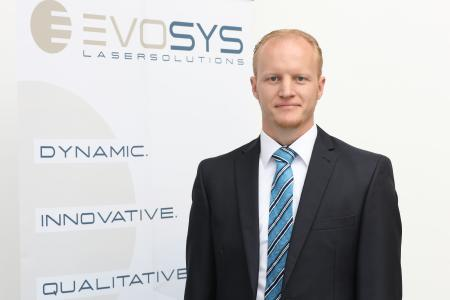 Stephan Nickisch has been Key Account Manager at Evosys Laser GmbH in Erlangen since 01 July.