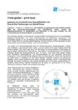 [PDF]Pressemitteilung : Think global - print local