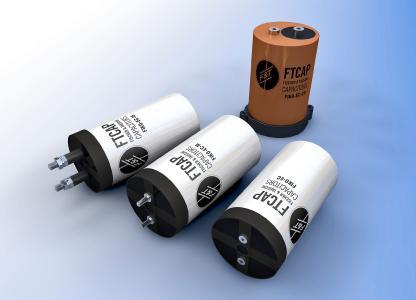 Die Energy Cap-Kondensatoren von FTCAP sind sehr niederinduktiv aufgebaut, extrem robust und bieten hohe Ströme und Kapazitäten