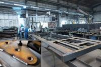Das innovative Schweißverfahren forceArc puls wird in allen Bereichen des Stahlbaus zum Verschweißen unbehandelten Schwarzstahls eingesetzt. Die Prozesssicherheit ist hoch und die nahezu spritzerfreie Naht perfekt.