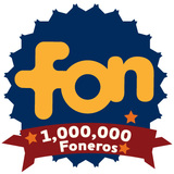 FON 1 million tag