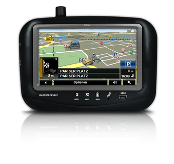 GPSauge IN1 v. 2 inkl. Navigon Navigation 1