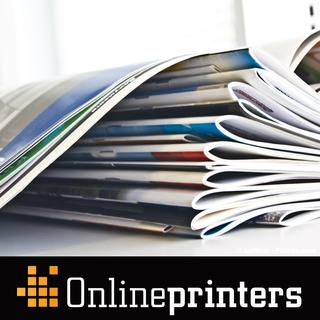 Brochures in small print runs now available at the online print shop of onlineprinters.com