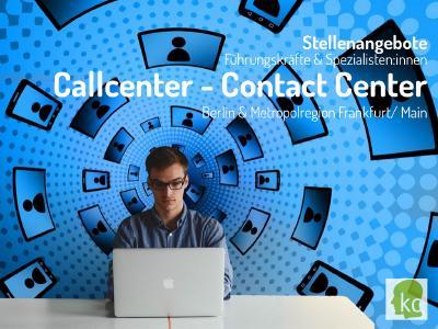 Stellenangebote Callcenter - Contactcenter