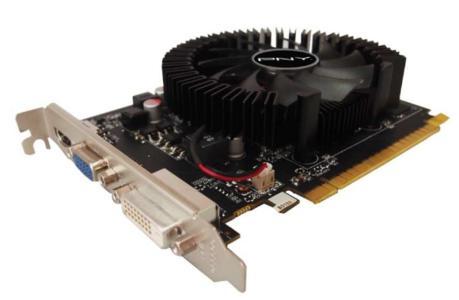 Die neue GeForce GT 640 von PNY erweckt 2