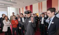 Virtual Reality, Live-Demo mit Dr. M. Gerards