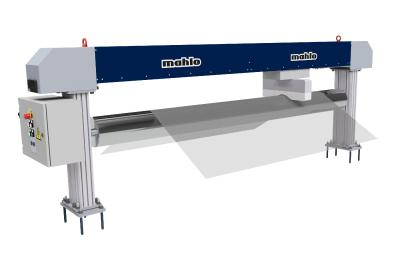 Thickness measurement with Mahlo