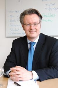 Dr. Michael Fries, Geschäftsführer von viaprinto
