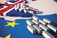 Auf dem EU-Festland hat sich die Nachfrage nach LKW Laderaumkapazitäten im Verlauf des ersten Quartals 2019 entspannt, Grafik: Timocom