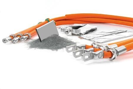 Mit dem von Telsonic erfundenen torsionalen Verfahren lassen sich beim Batterieschweißen komplexeste Anforderungen erfüllen