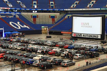 1Live Autokino (Foto: ©Checkinevent GmbH)