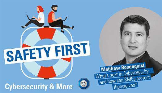 Cybersecurity – so schützen sich KMU