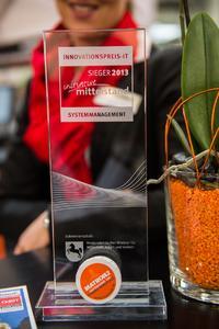 Der Innovationspreis-IT steht 2013 unter der Schirmherrschaft des niedersächsischen Ministeriums für Wirtschaft, Arbeit und Verkehr