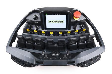 PALFINGER PALcom P7 - Vollendete Form trifft perfekte Funktion