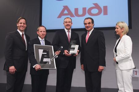 Q-Power: Audi dealers all set for the summit