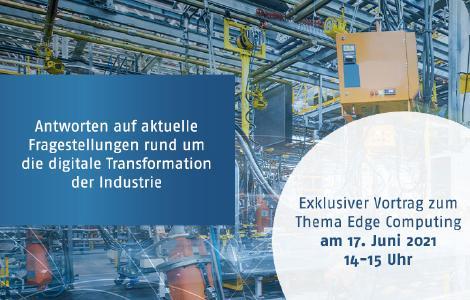 Digital Networking Days, Industrie 4.0, Edge Computing