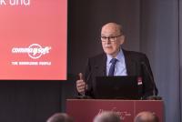 Nachbericht zu den Petersberger Gesprächen 2018 - Stephan Huthmacher, CEO Comma Soft AG