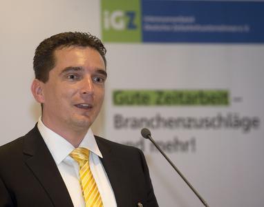 iGZ-Landesbeauftragter Baden-Württemberg, Armin Zeller