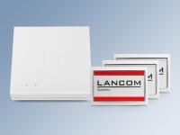 WLAN Access Point der E-Serie mit Wireless ePaper Displays