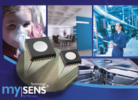 mySENS® - Micronas presents system solution with CMOS-based gas sensor technology at the Sensor+Test 2010