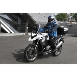 Research project Left turn assistant (Car-2-X communication) by BMW ConnectedDrive and BMW Motorrad ConnectedRide