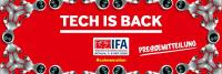 IFA 2020 Special Edition - Tech is back: Diese globalen Marken präsentieren ihre Innovationen
