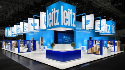 CD, campaign, brand staging – new dimensions at LEITZ