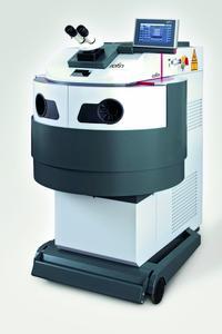 Select Fiber für hochpräzise Laser-Schweißungen