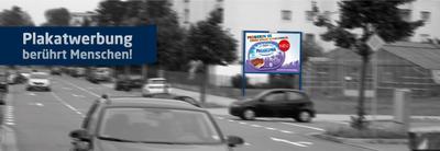 Plakatflächen - Sie haben die Wahl !