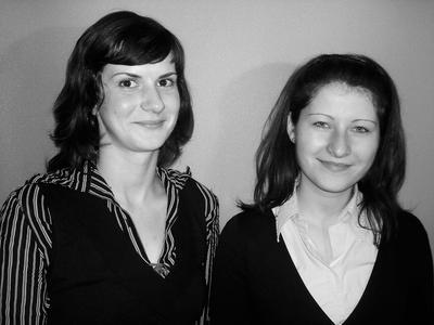 Vesna Corak und Camelia Chirtes