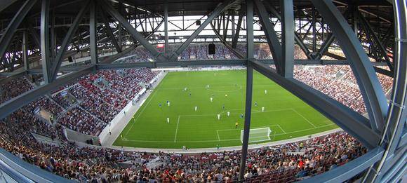 Tivoli Stadion in Innsbruck