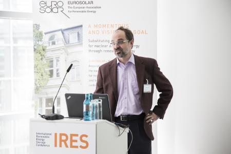 Deutsche Vortragsreihe zu Speichern und Energiewende auf der Internationalen Konferenz zur Speicherung Erneuerbarer Energien (IRES)