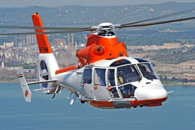 Eurocopter delivers the milestone 1,000th Dauphin helicopter to India's Pawan Hans Helicopters