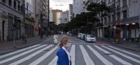 Auch Brasilien wird hart von der Coronapandemie getroffen.