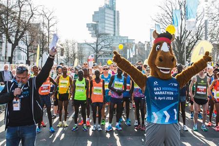 Hannover Marathon 2018 | Start
