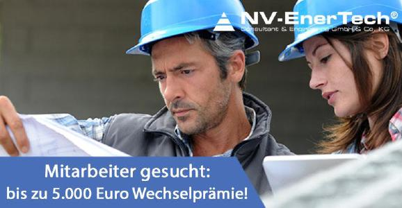 Bis zu 5.000 Euro Wechselprämie bringen Aufmerksamkeit und neue Mitarbeiter