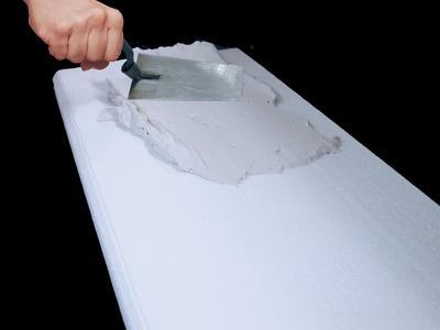 poraver verbessert klebe und spachtelmassen dennert. Black Bedroom Furniture Sets. Home Design Ideas