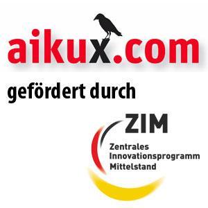 aikux.com erhält ZIM Förderung