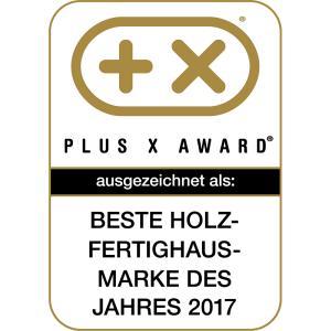 FingerHaus mit PLUS X AWARD 2017 ausgezeichnet