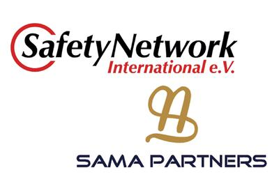Safety Network International e.V. begrüßt neues Mitglied: Kooperation mit SAMA PARTNERS Business Solutions GmbH